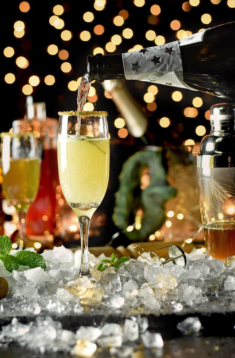 Fig Prosecco Cocktail Recipe Prosecco cocktails