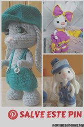 Fantastic Absolutely Free amigurumi coelho Ideas The particular launch of the B….