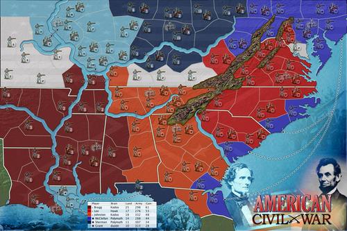 Castle Vox American Civil War Strategy games, Alliance
