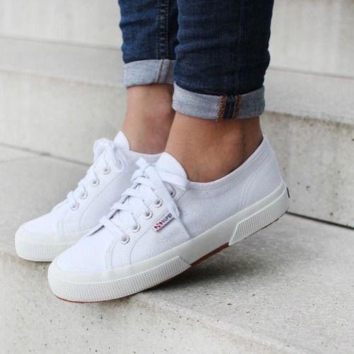 supergapr   Superga white sneakers