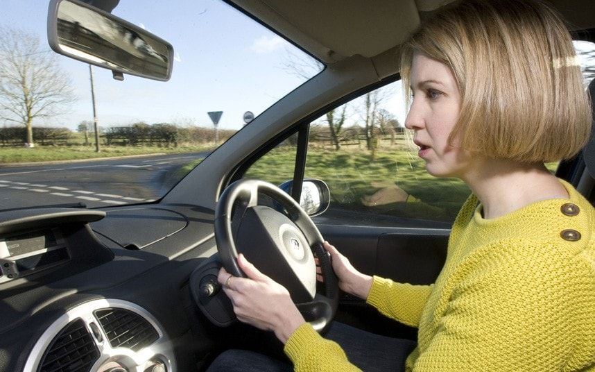 Image result for how to lose the fear of driving