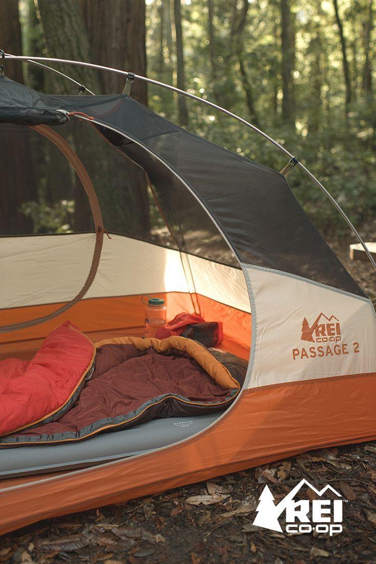 REI Co-op Passage 2 Tent   REI Co-op   Go camping, Tent ...