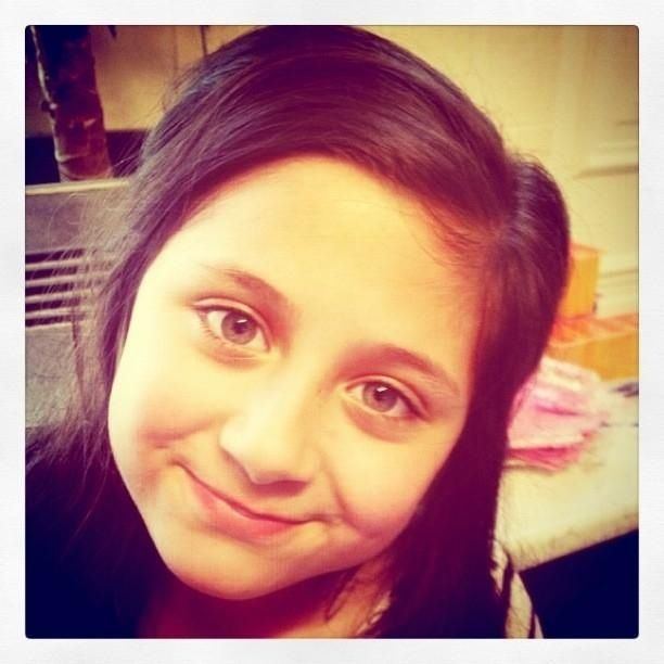 Today is also Zayn's little sister, Safaa's birthday! Happy 11th Birthday Safaa!! Love you! @Safaa Sammander Sammander Sammander Malik xx