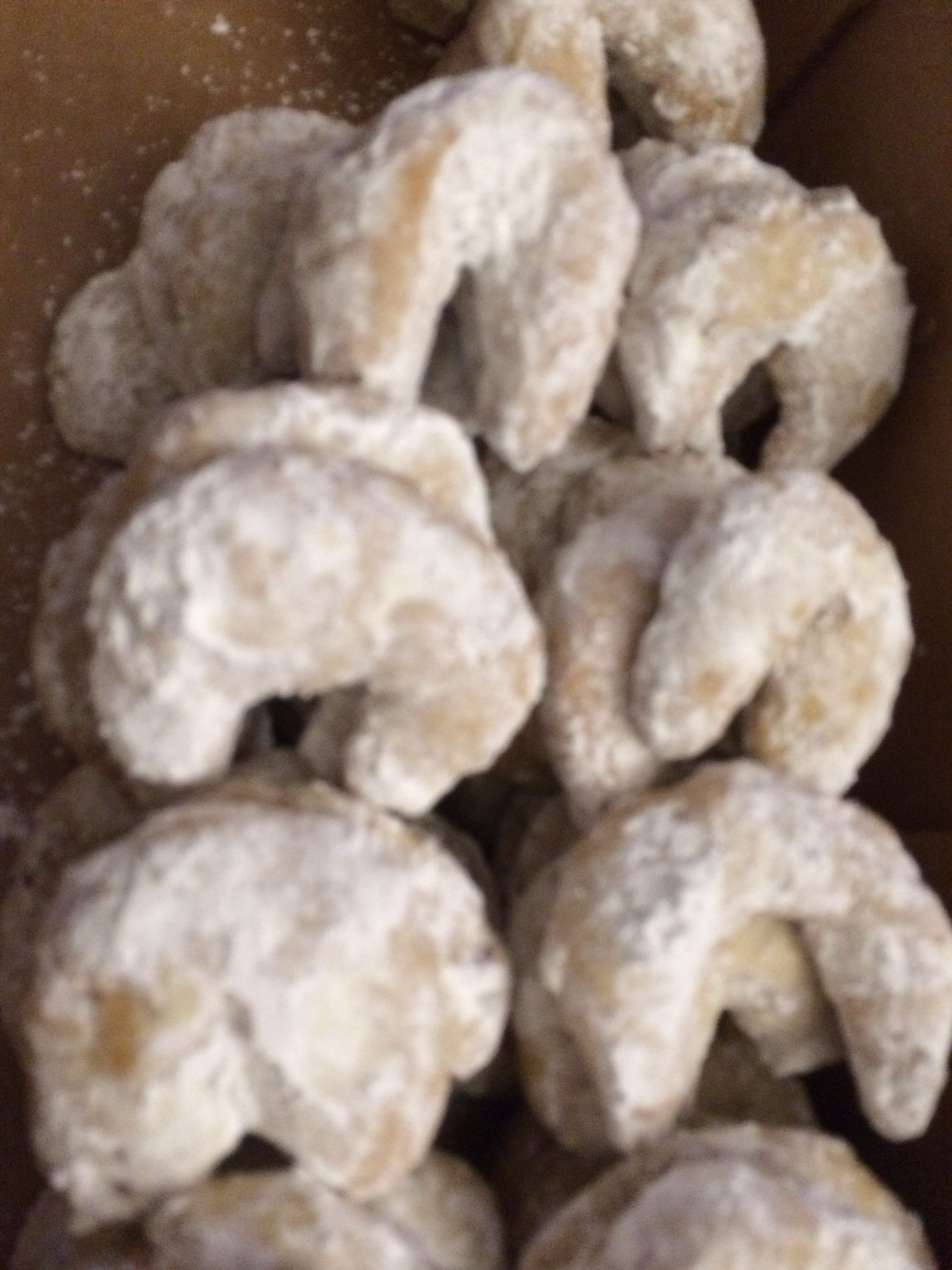 Mexican wedding cookies Mexican wedding cookies, Wedding