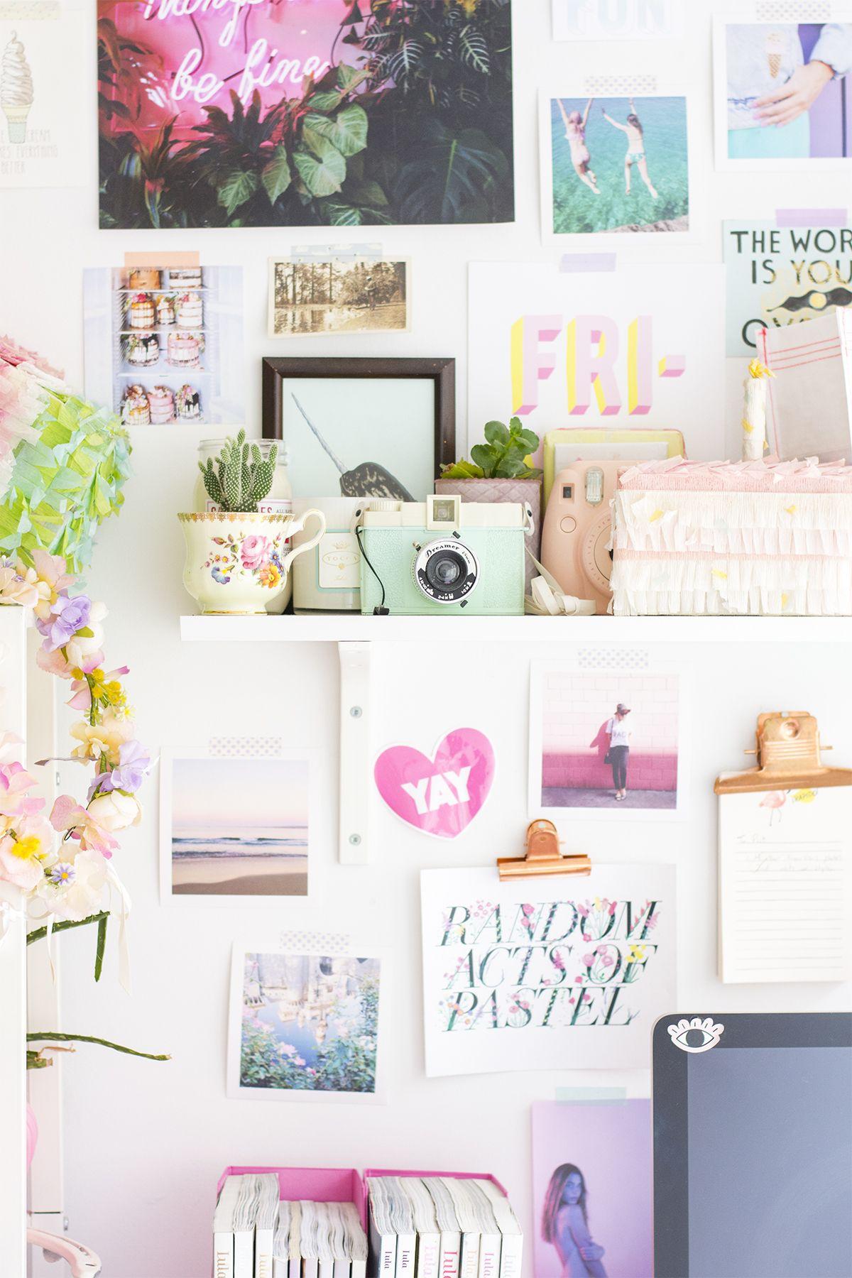 Studio Essentials // Random Acts of Pastel
