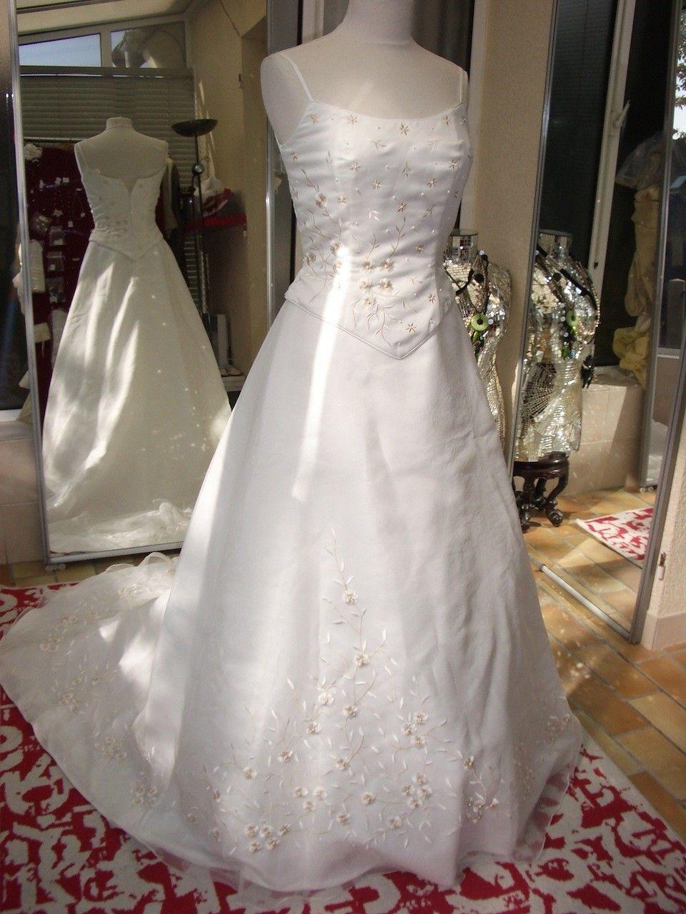 robe de mariée divina sposa en dépôt vente