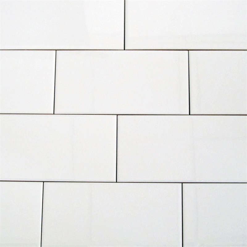 Duratile 60 X 30cm White Gloss Ceramic Wall Tile 8 Carton Wall Tiles White Wall Tiles White Walls