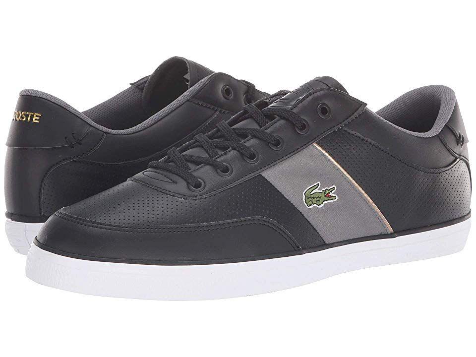 Mens grey shoes, Mens shoes black, Lacoste