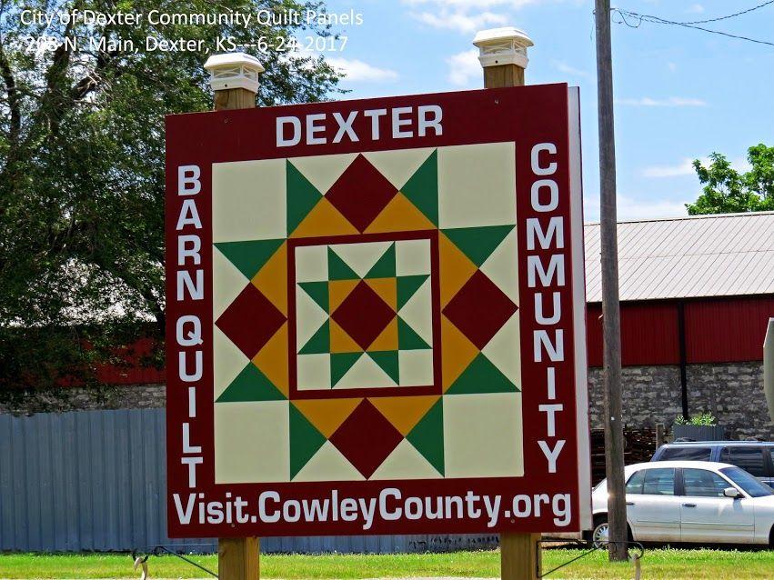 Photo In 2017 Dexter Ks Quilt Panels Wildflowers 6 24 2017