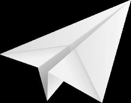 White Paper Plane Paper Aeroplane Vector Icon Data For Free Paper Aeroplane Paper Plane Vector Icons