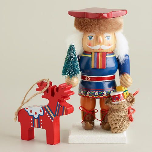 One of my favorite discoveries at WorldMarket.com: 2013 Limited Edition Lapland…