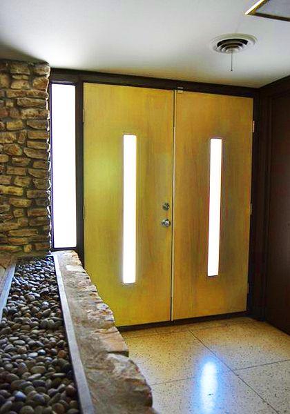 Crestview Doors - Pictures of modern front doors for mid-century ...