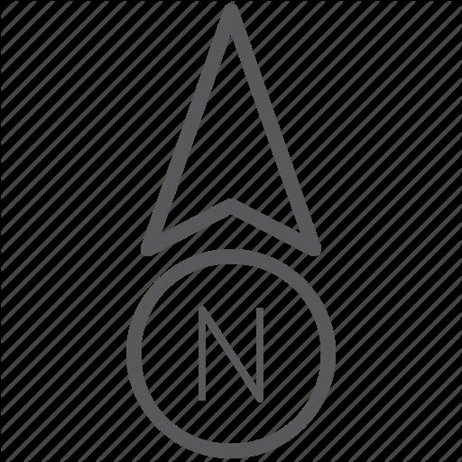 Arrow Direction North Gps Navigation Up Icon Download On Iconfinder Furniture Logo Plumbing Logo Soft Furniture