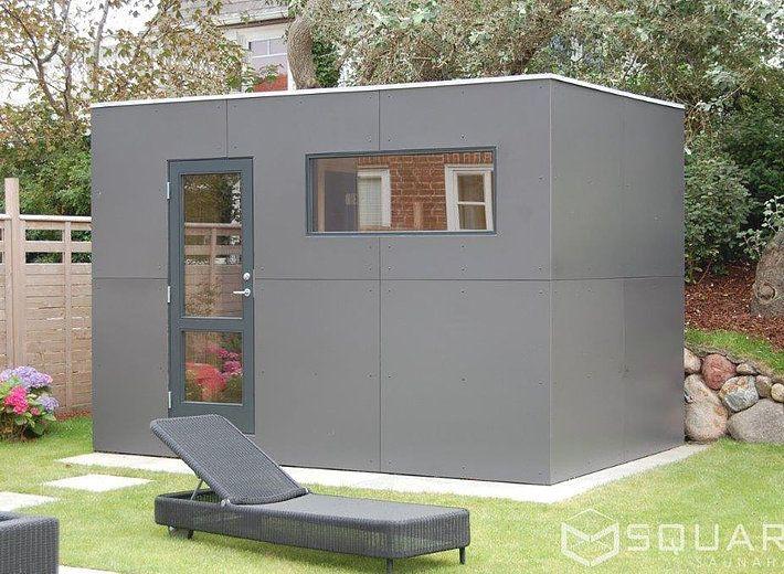 Idee von Marco auf cabine de sauna. Saunahaus