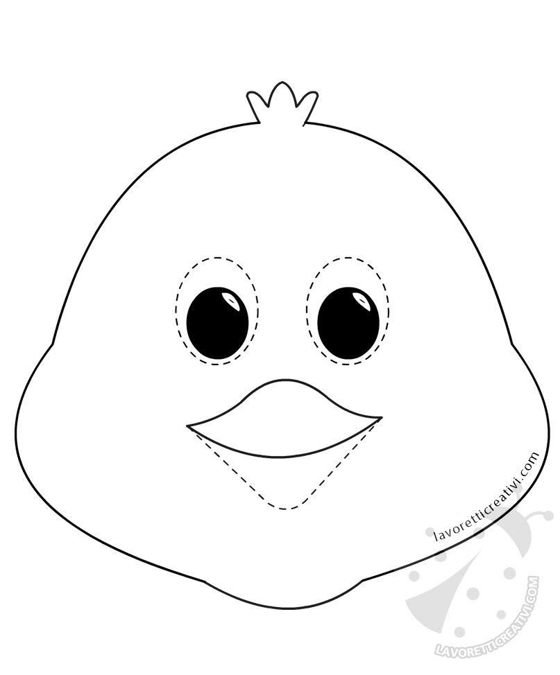 Maschere Di Animali Per Bambini Da Stampare E Ritagliare Classe