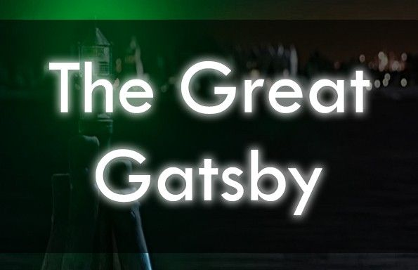 the great gatsby rhetorical analysis