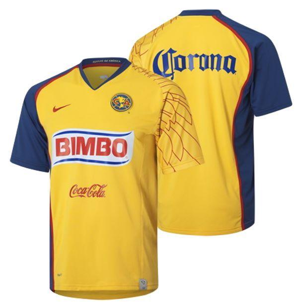 723a0ed4623 Club América camiseta 2007-2008 local