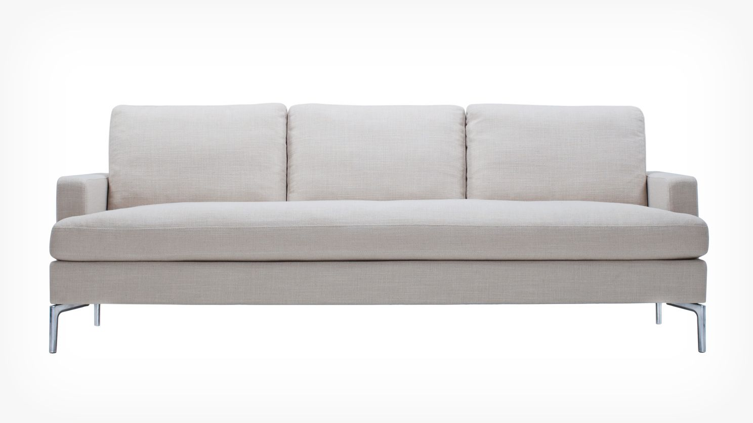Eve Sofa From Eq3 Canada Down Filled Cushions And Removable Cover
