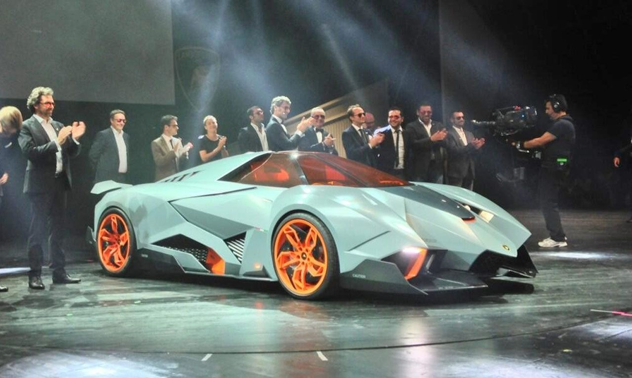 Lamborghini Egoista 2013 For 2013 This Is The Coolest Car Ever Look At The  Body Look At Those Wheels Look At It Wow Its Its AMAZING