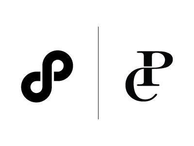 Pc Logo Comps Font Design Logo Text Logo Design Graphic Design Logo