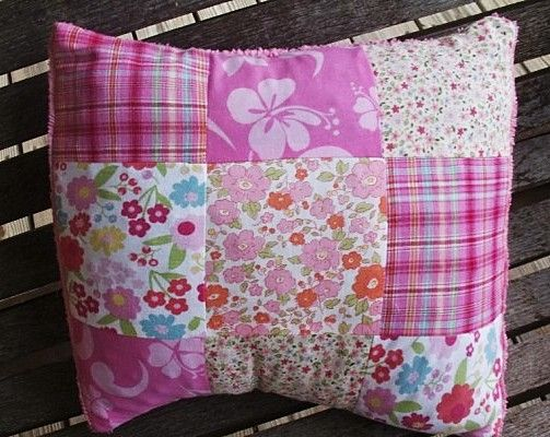 Memory Pillows Made From Your Old Baby Clothing Housewares Pillow