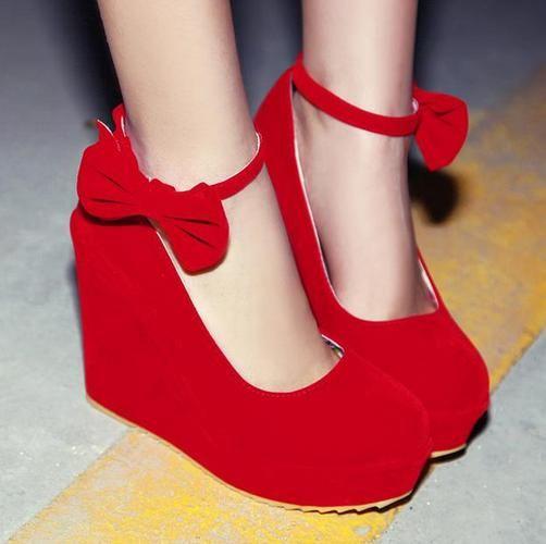 Heels, Closed toe wedges, Wedge shoes