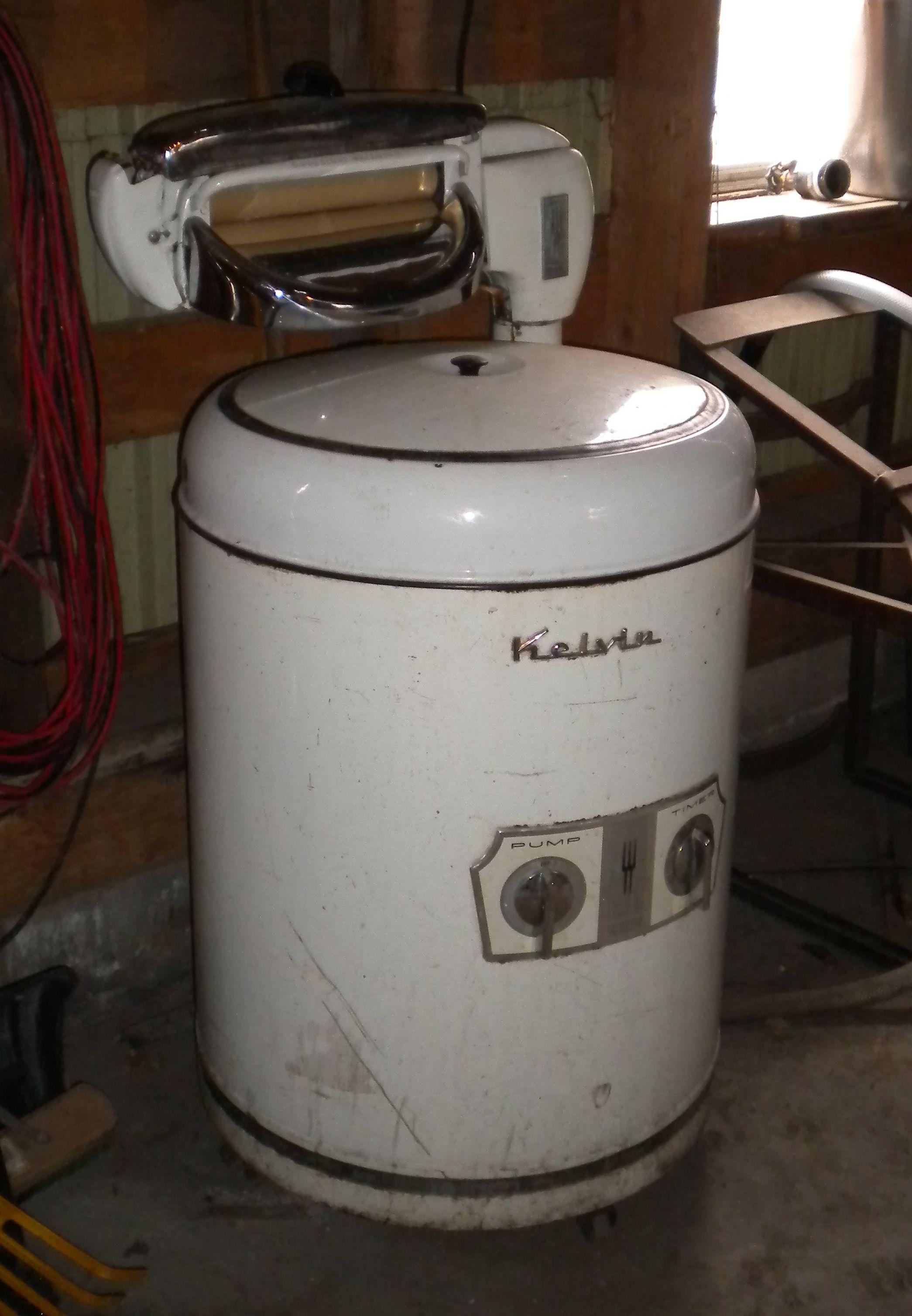 Washing Machine Old