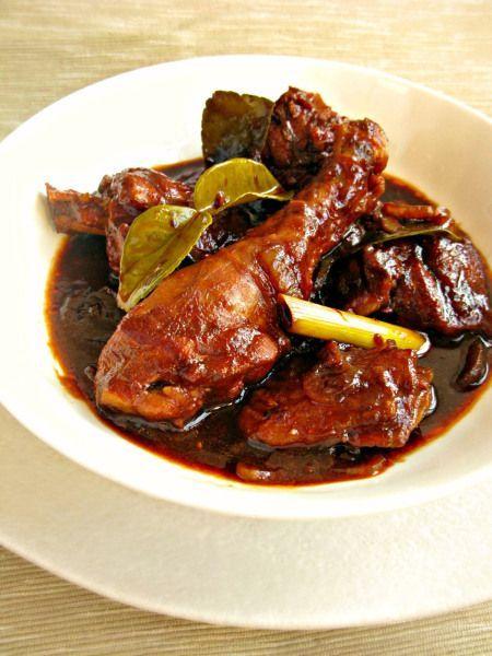 Ayam Masak Merah Kicap Healthy Asian Recipes Asian Recipes Asian Cooking