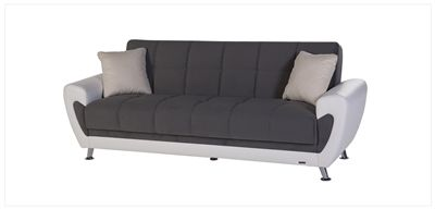 Super Duru Convertible Sofa Bed Click Clack By Istikbal In Plato Gmtry Best Dining Table And Chair Ideas Images Gmtryco