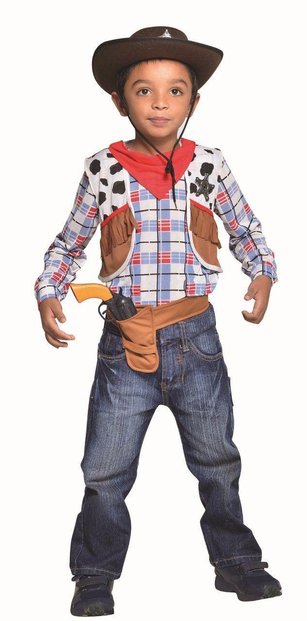 cesar f270 002 d guisement cowboy avec chapeau et pistolet pour enfant 5 7 ans. Black Bedroom Furniture Sets. Home Design Ideas