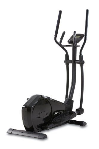 http://pins.getfit2gethealthy.com/pinnable-post/xterra-elliptical-trainer-17-6-pound/ XTERRA FS1.5 Elliptical Enjoy the benefits of total body conditioning in the convenience of your own home! The XTERRA FS1.5 Dual Action Elliptical offers the smoothest motion in a compact design incorporating a heavy duty 17.6lbs flywheel system. 16 resistance levels and 13 inspiring programs keeps you motivated throughout your workout  Features  • Non-impact ...