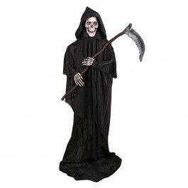 Im Tedi Onlineshop Gefunden Http Www Tedi Shop Com Partyzubehoer Halloween Sensenmann Aufsteller Html Party Tedi Onlineshop Tedi