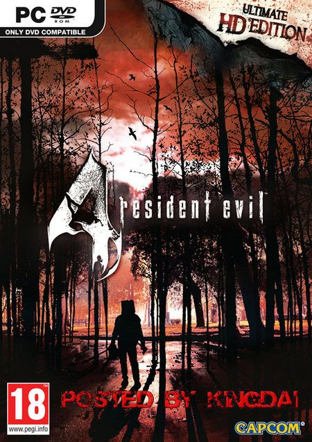 Resident Evil 4 Ultimate HD Edition - PC GAME - RELOADED ~ Game Addaa