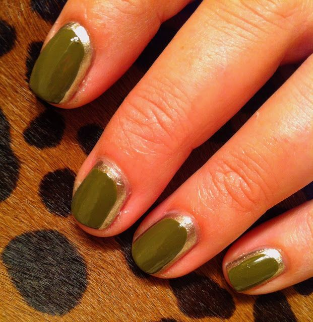 Our Favorite Military Themed Nail Art - Cult Cosmetics Magazine - Our Favorite Military Themed Nail Art - Cult Cosmetics Magazine
