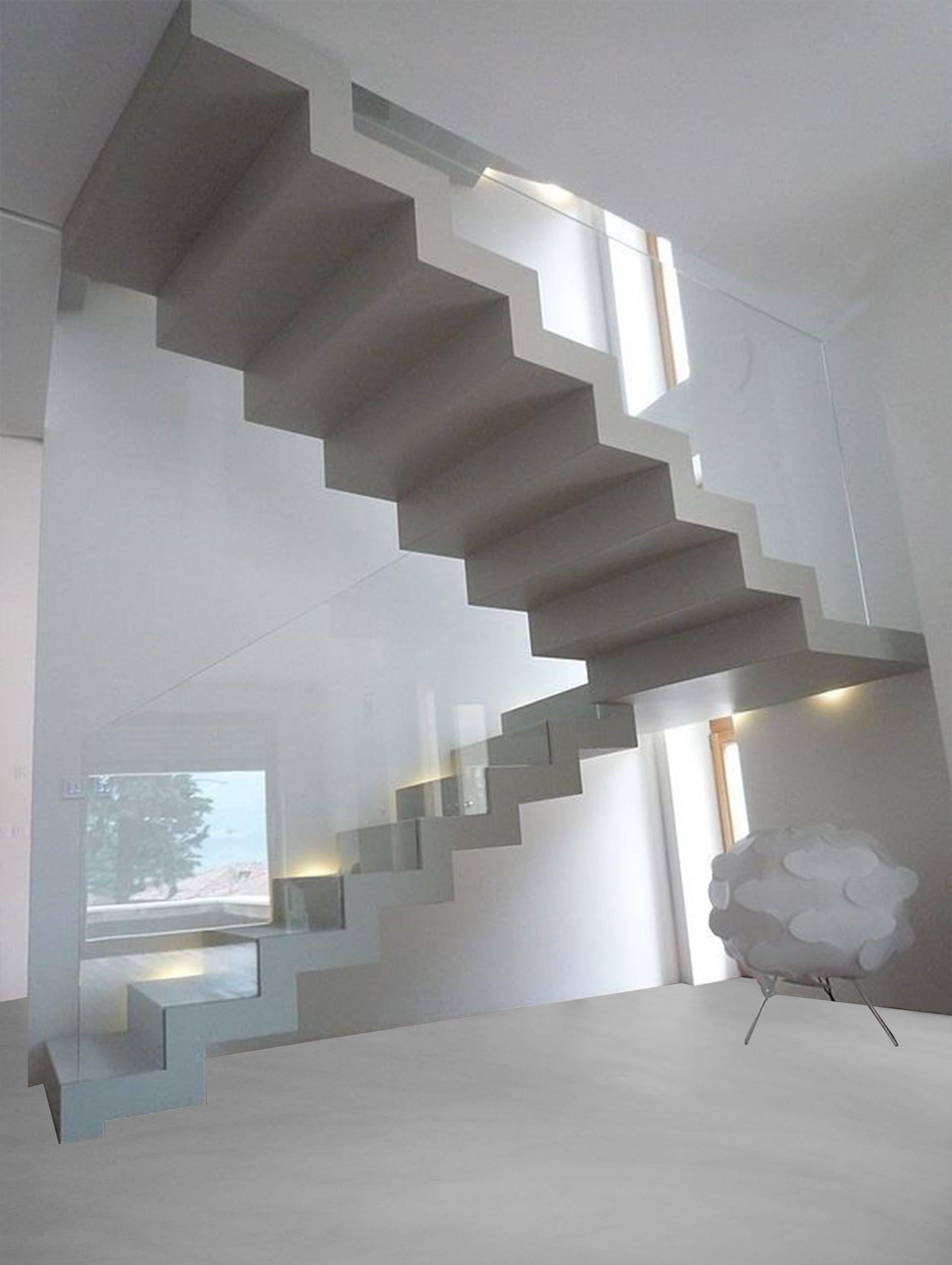 Pin By Bekkah Petree On Modern Home Design Home Stairs Design Stairs Design House Stairs