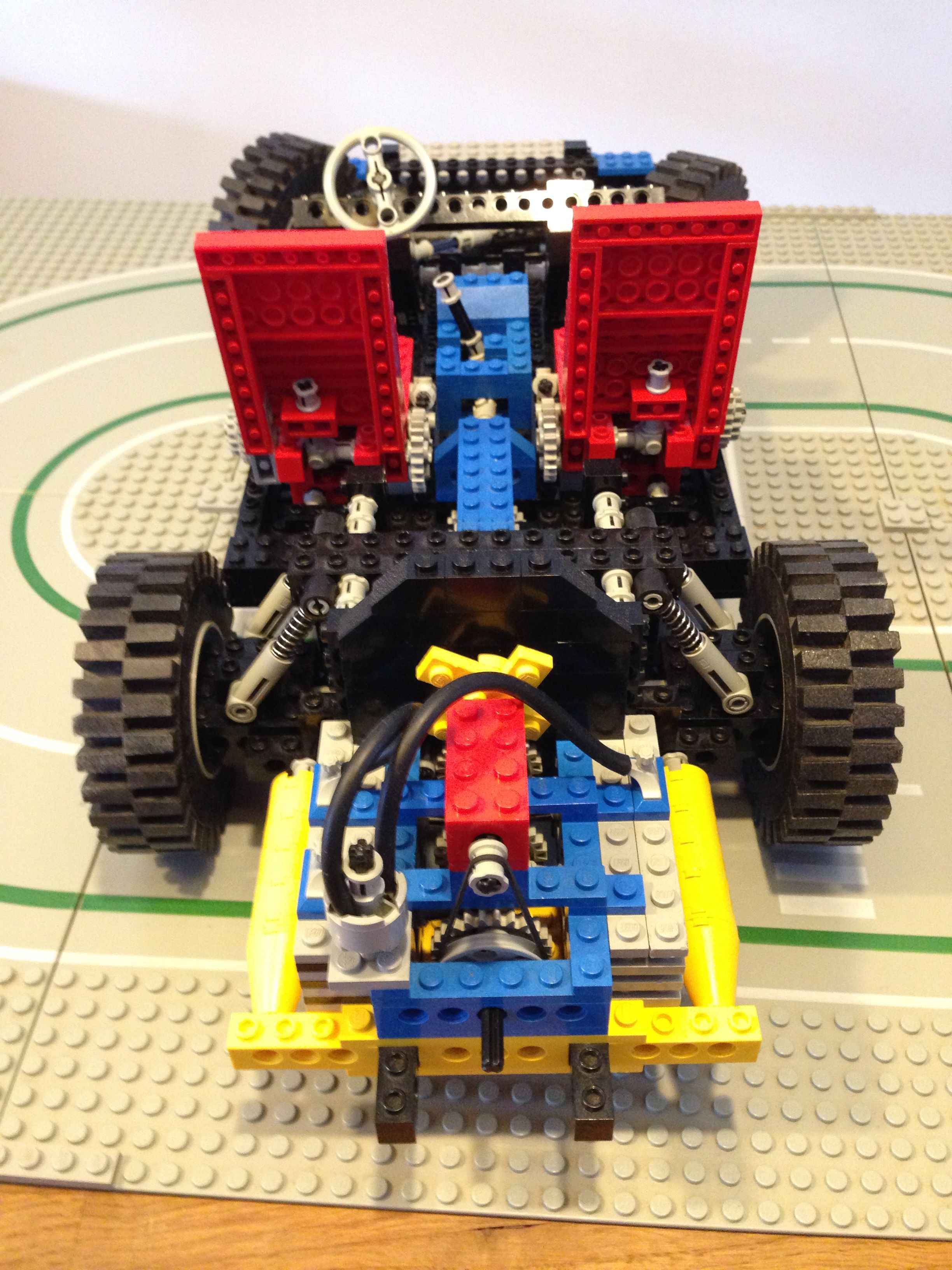 technic set 8860 small parts are missing as you might notice rh pinterest com