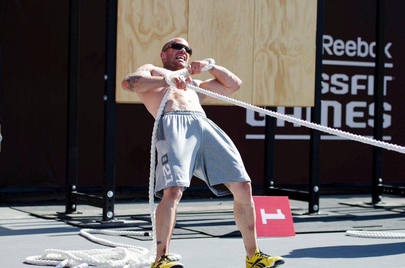 Embodiment Of A True Firebreather Livinglegend Elite Fitness Crossfit Athletes Athlete