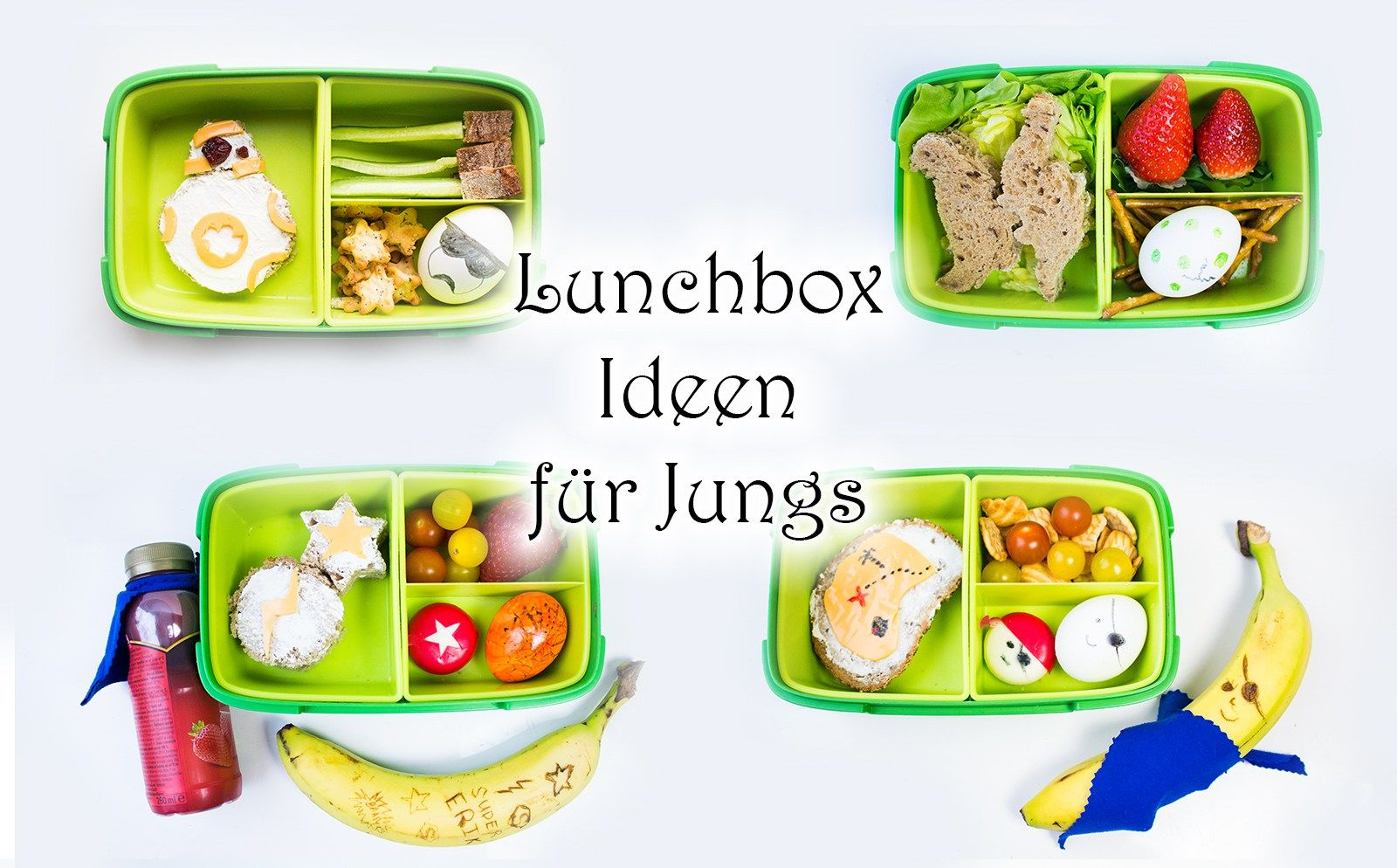 10 lunchbox ideen f r kinder eric schule lunch box. Black Bedroom Furniture Sets. Home Design Ideas