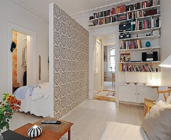 Creative Living Room Divider Ideas Small Spaces