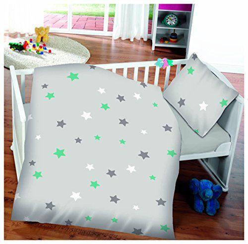 aminata kids moderne jungen m dchen bettw sche 100x135 cm. Black Bedroom Furniture Sets. Home Design Ideas