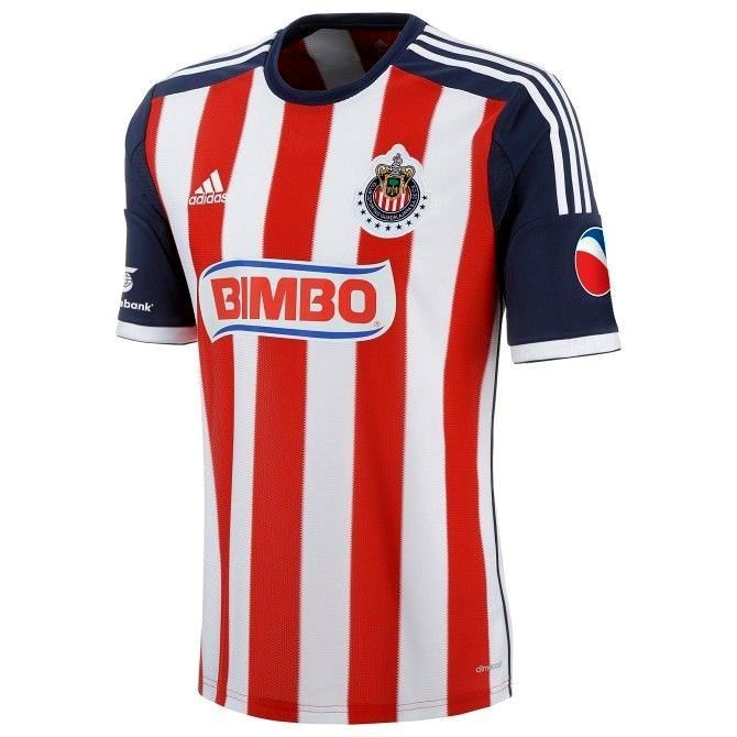 Adidas Club Deportivo Chivas USA MLS Soccer Toddlers Away Replica Jersey Top