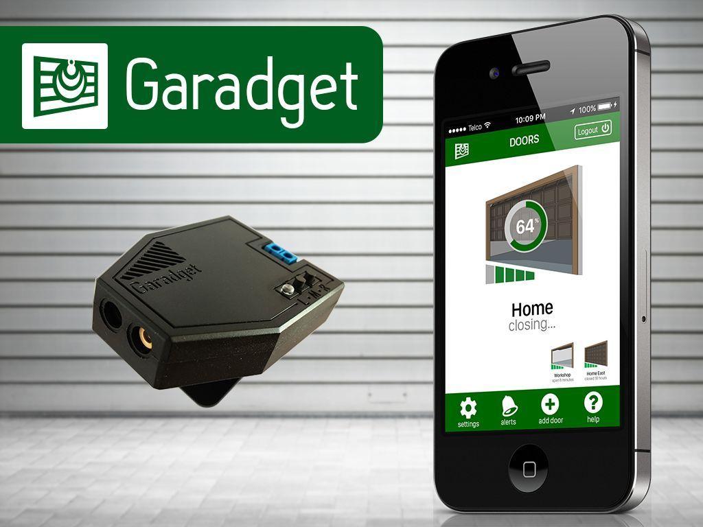 Details about Garadget WiFi Smart Garage Door Controller