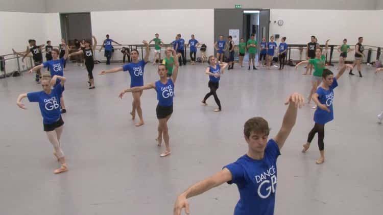 Scottish Ballet: Webcast - Dance GB