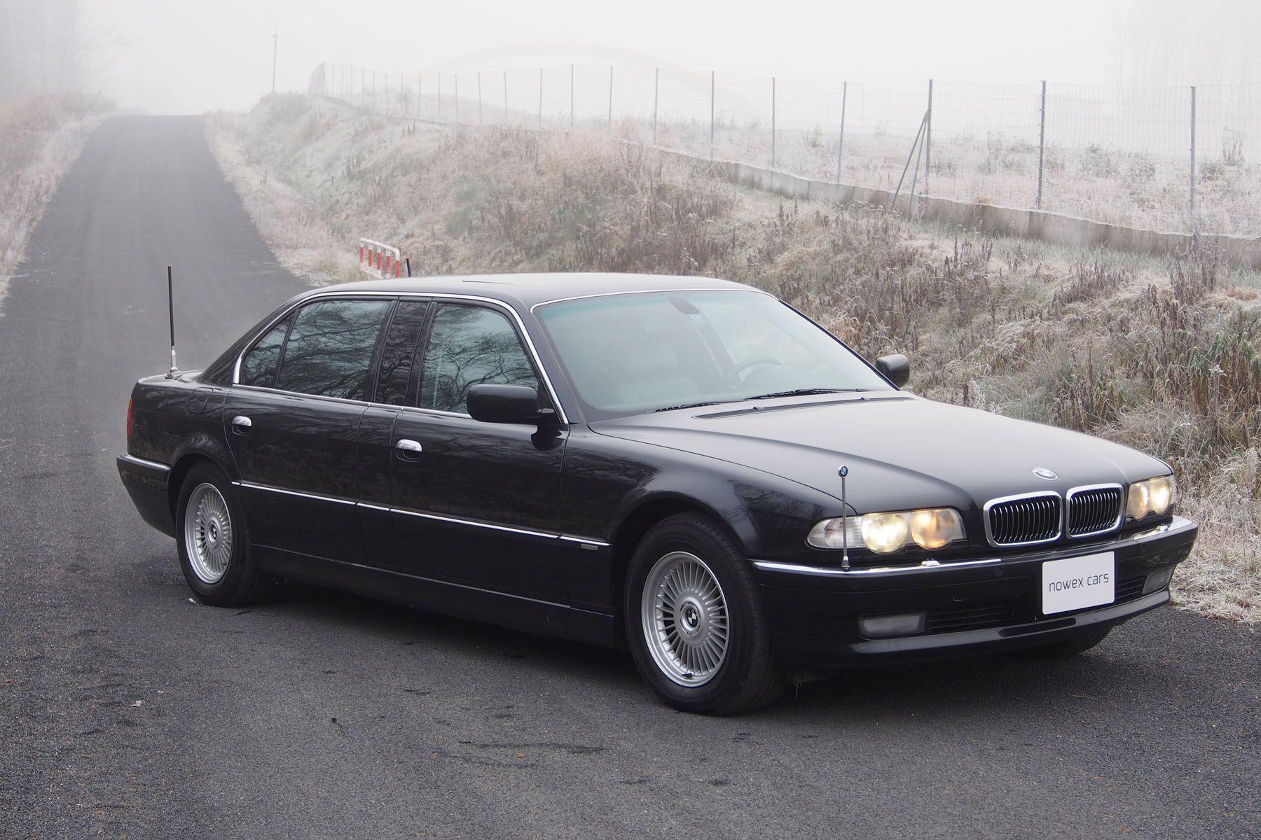 BMW L7 E38 2001 - 69900 PLN - Wodzisław Śląski - Giełda klasyków ...