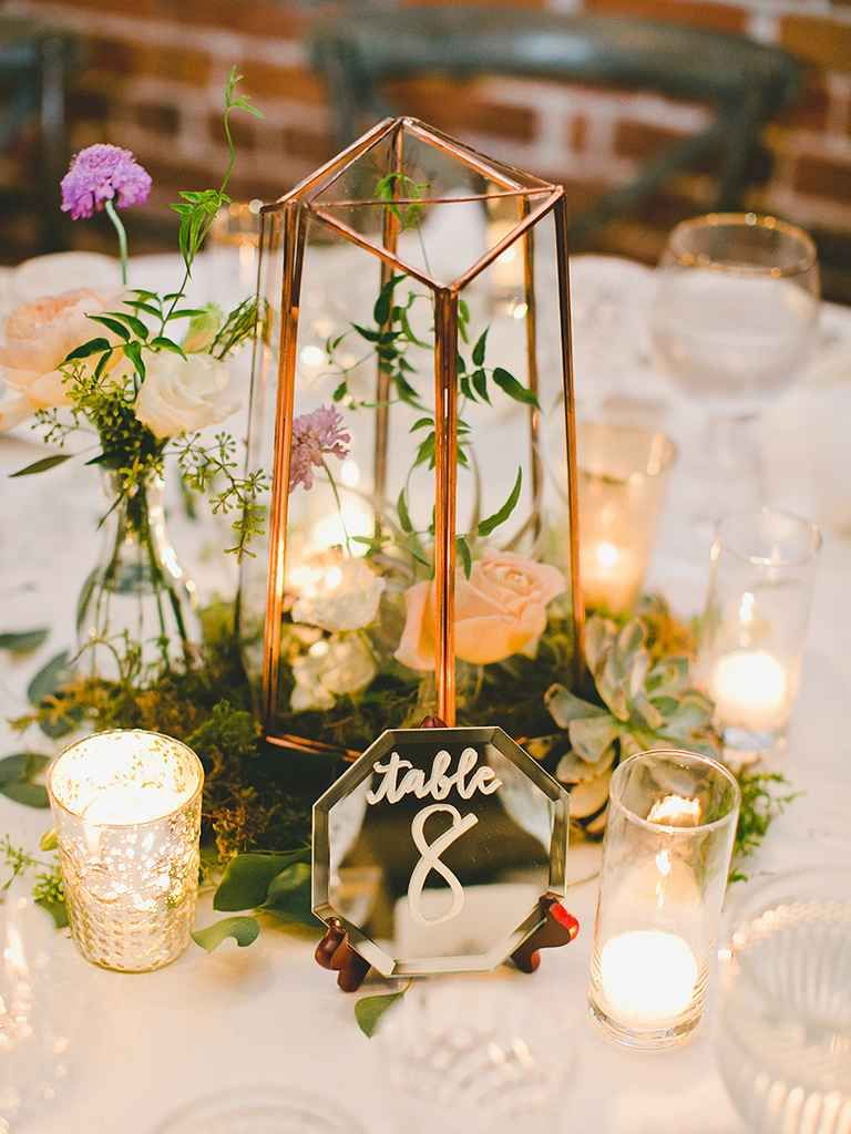 9 IDEAS FOR UNIQUE (AND EASY) WEDDING CENTERPIECES recommend