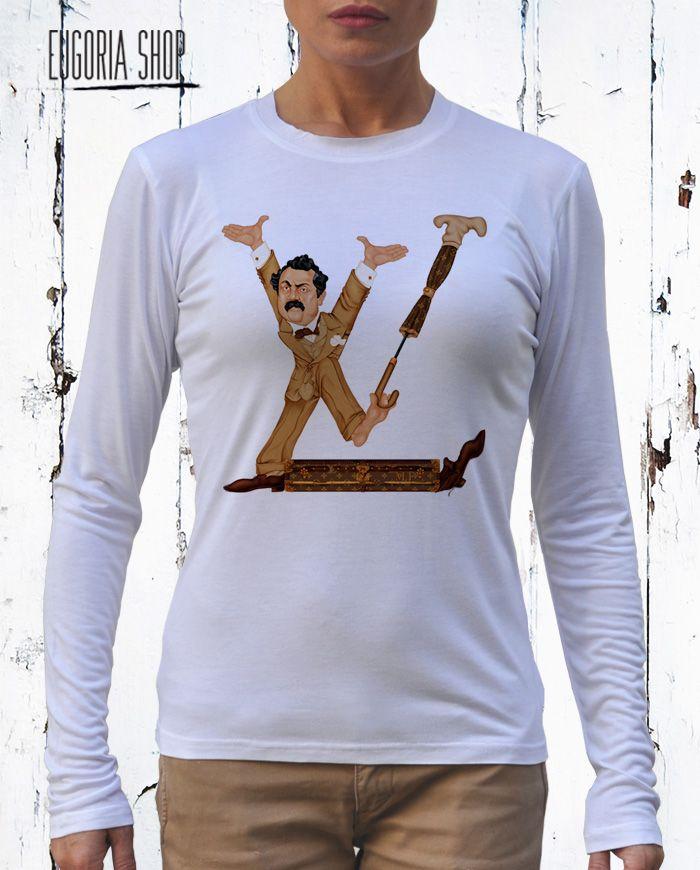 3f8e9009a46d New Collection Fashion LV T-shirt   Louis Vuitton Custom Design Tank Top    Pop art Eco Print T-shirt by Eugoriashop