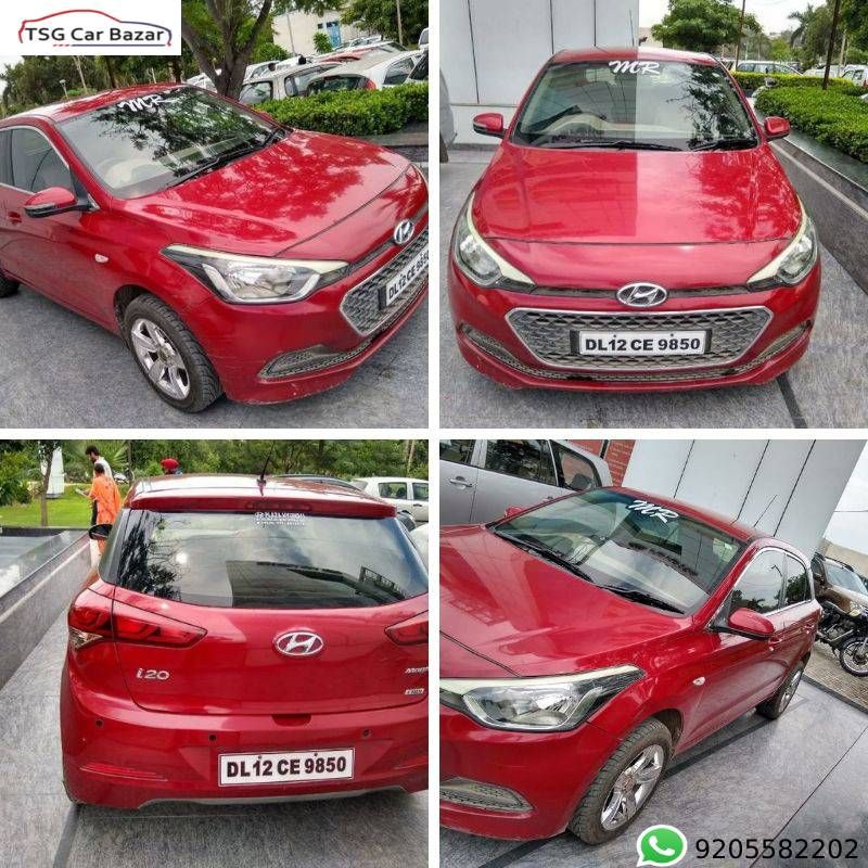 Used Hatchback Cars on Sale in Delhi NCR! Used Hyundai I20