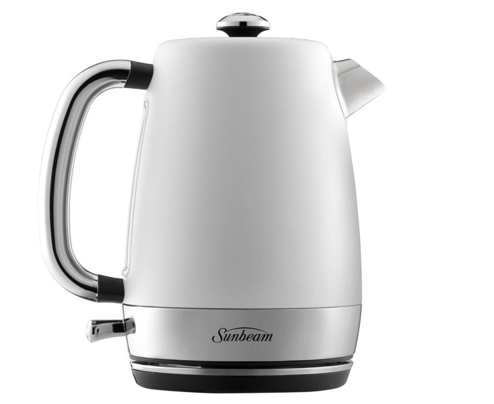 Sunbeam® London Collection 1.7L Kettle - White - Brand New ...