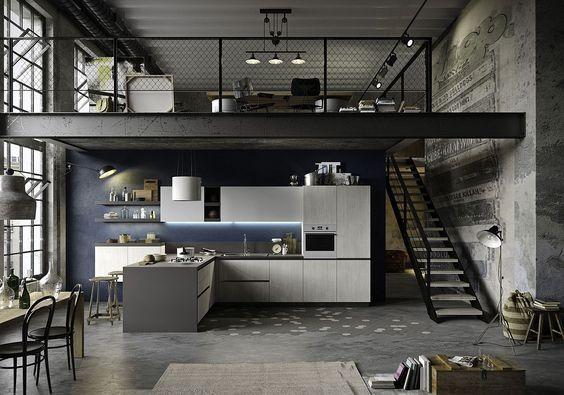 Joy From Snaidero Modern Minimalism At Its Functional Best Desain Rumah Desain Interior Rumah Desain Exterior Rumah