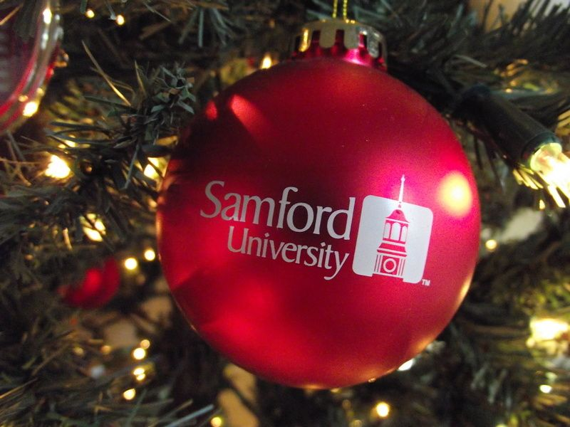 Samford university at christmas where i 39 ve been pinterest for Home zone wallpaper birmingham